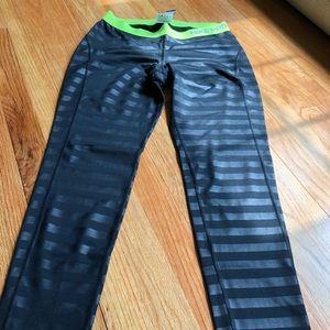 Nike Dri fit lined workout leggings